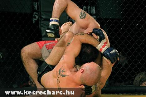 Submission Grappling edzõpartner