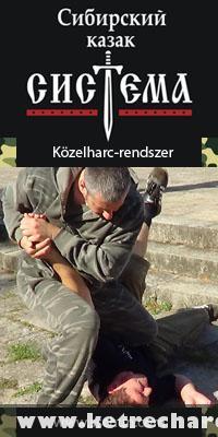 Systema orosz harcmûvészeti nyílt edzés