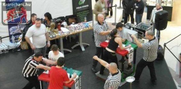 Kecskeméten rendezték meg az országos szkander bajnokságot - képes beszámoló