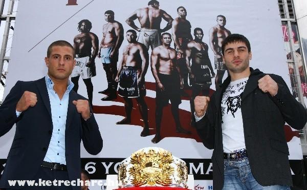 Gokhan Saki vs. Ruslan Karaev