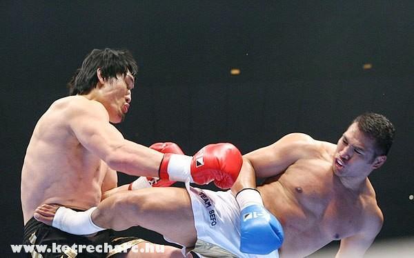 Sefo vs. Choi volt az elsõ gálamecs