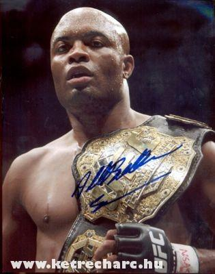 Anderson Silva ufc mma world champion