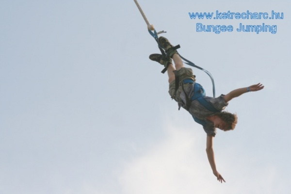 Bungee Jumping - Sziget 2007