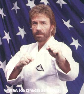 Chuck harci viseletben