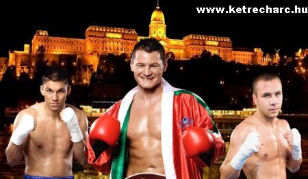 Magyar bokszolók