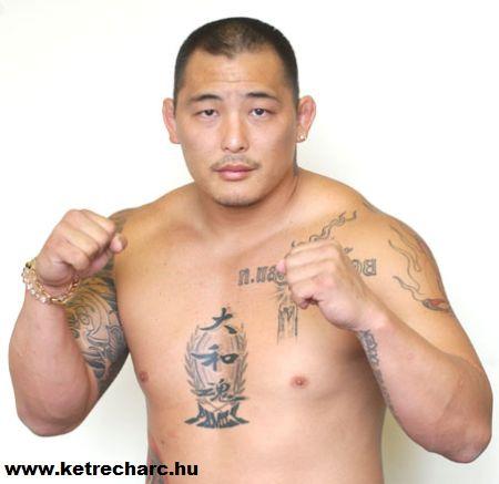 Enson Inoue MMA harcos