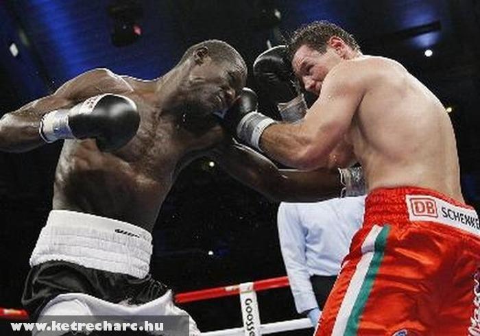 Erdei Zsolt vs. Samson Onyango