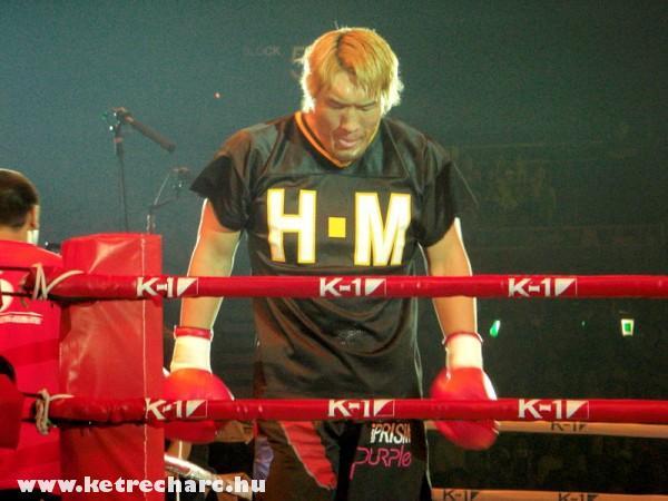 Choi belép a ringbe