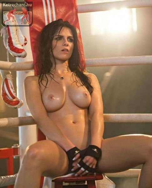 Alina Frenzoi ketrecharcos a Playboy olvasóinak is mutatott