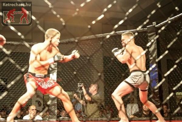 Ketrecharc, MMA Bajnokság