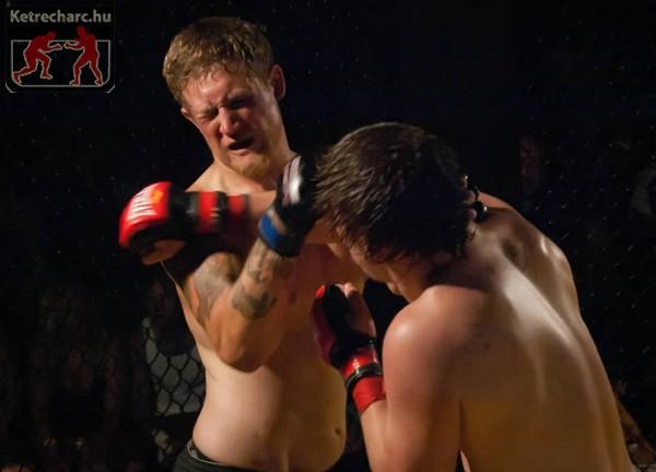 MMA csata