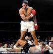 Mohammad Ali kiütötte az ellenfelét